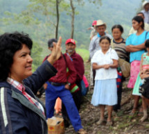 Asesinan a Berta Cáceres, defensora ambiental ganadora del Premio Goldman 2015